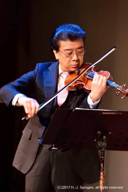 バイオリン 横山 玲奈 LENAさんのプロフィールページ