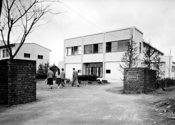 1956年~1965年   大阪音楽大学について   大阪音楽大学